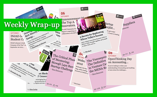 Weekly Wrap-Up: November 18-22