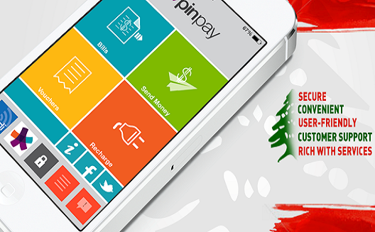 PinPay leads mobile payments trend in Lebanon