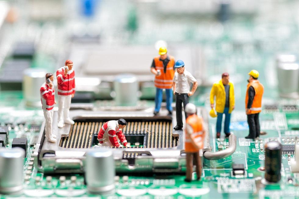 مصر تضع عينيها على إنترنت الأشياء الصناعية على صعيد العالم