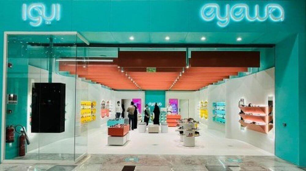 eyewa inaugurates first physical store in UAE