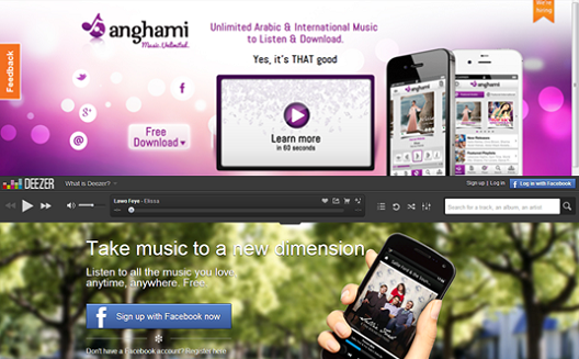 Can Anghami Fend Off Deezer's Entrance into the Arab Music Market?