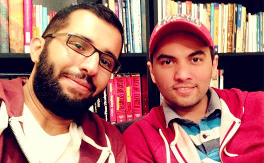 Two successful Saudi game developers eye the international market
