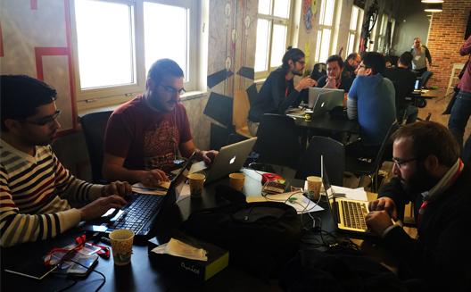 DIY app wins top prize at first ever RedTroops JO Hackathon