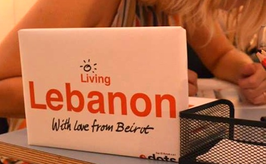 How a Dutch woman became an entrepreneur in Beirut - with a little help from her friends