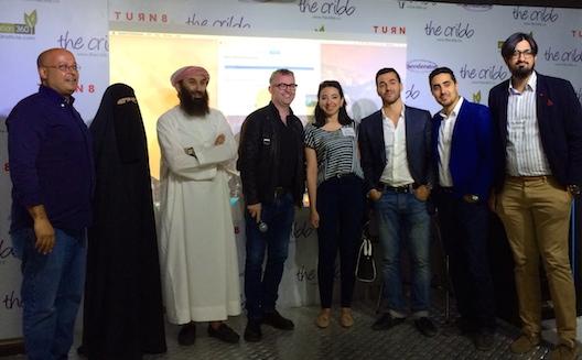 Payment solution, online marketplace, and logistics startup top TechCrunch Dubai