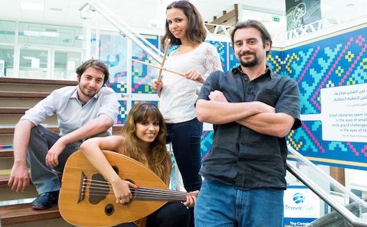 Jordanian online music shop Feesheh expands into the UAE