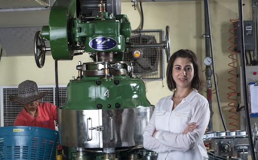 'Never behave like an employee': Rasha Shehada's key to business success
