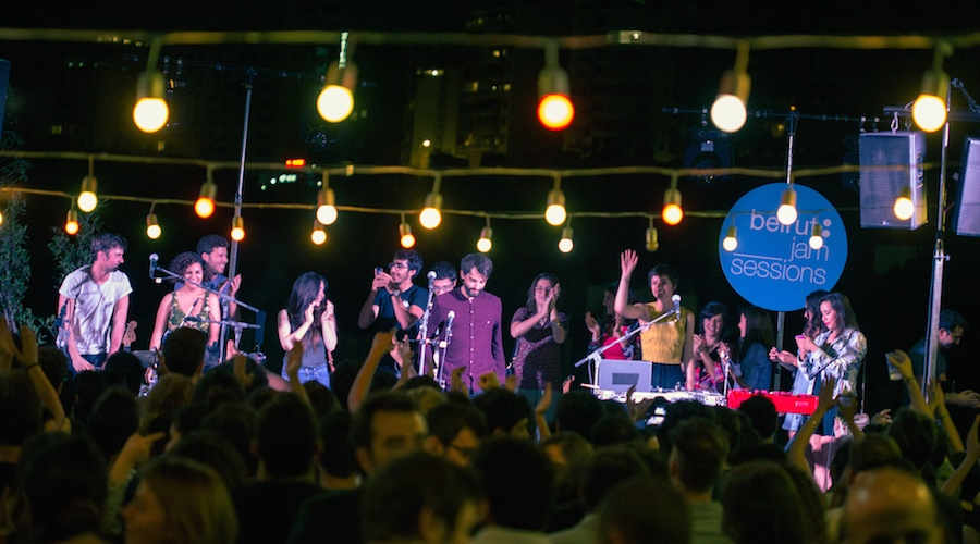 Beirut Jam Sessions: magic, music, and Minister of Culture