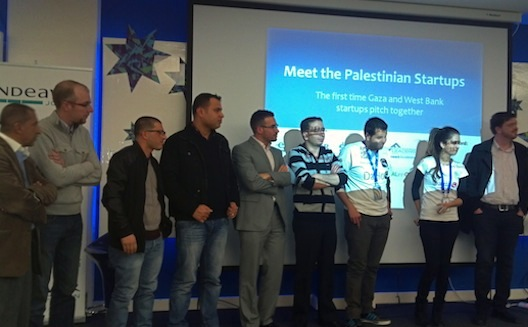 West Bank and Gaza startups pitch together for the very first time in Amman
