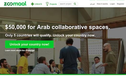 Sudan and Iraq poised to win Collaborative Spaces Challenge
