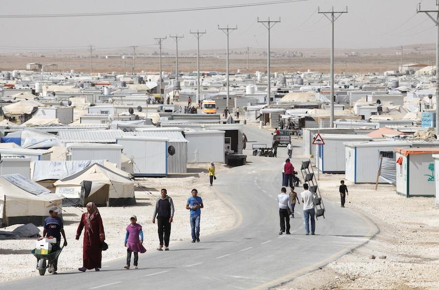 الابتكار يدخل مجال الإغاثة في الأردن