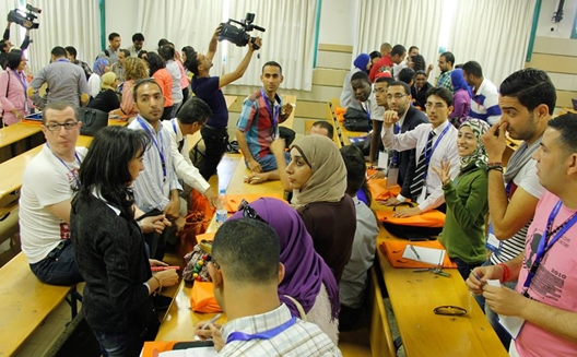 مجلة وفعاليات وتدريب من هذا المشروع الريادي لدعم الإعلام المحلّي في مصر