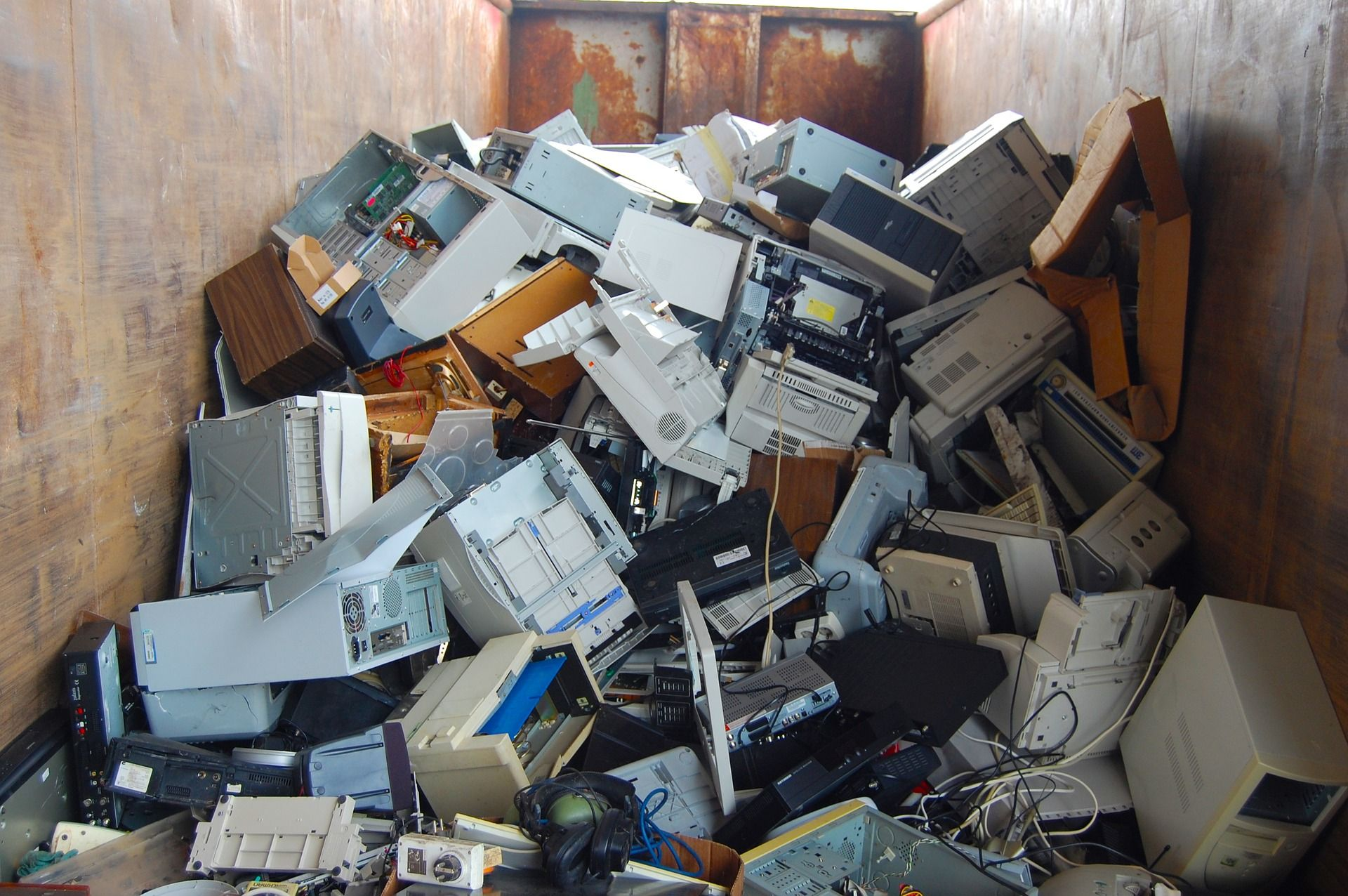 The Middle East and its e-waste problem