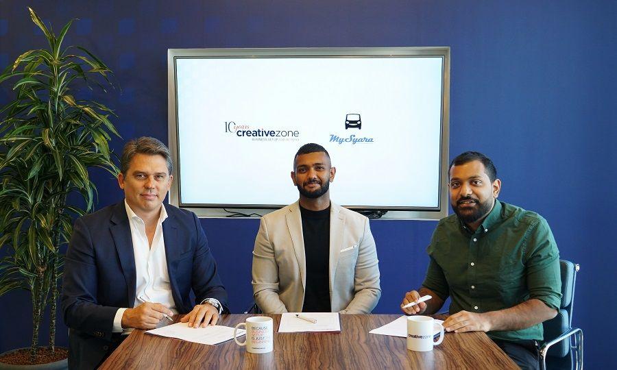 Creative Zone acquires stake in MySyara