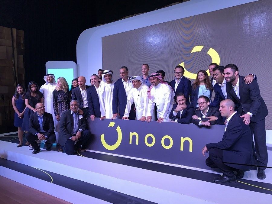 $1B for a new ecommerce site out of Saudi