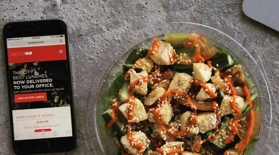 شركة ناشئة في قطاع المأكولات في دبي تجمع 500 ألف دولار