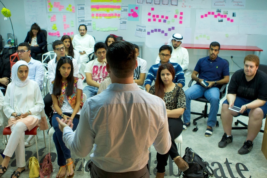 Getting them young: empowering Kuwait's youth entrepreneurs