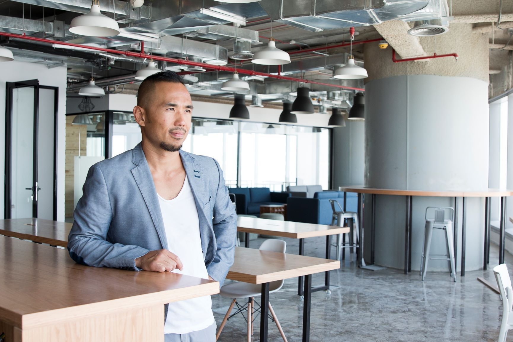In conversation with Bernard Lee of GlassQube Coworking