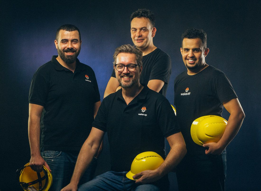 Not a hardware, not a software, this startup looks to partner with CCC to improve construction efficiency