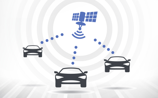 وأصبحت السيارات متّصلة بالإنترنت أيضاً
