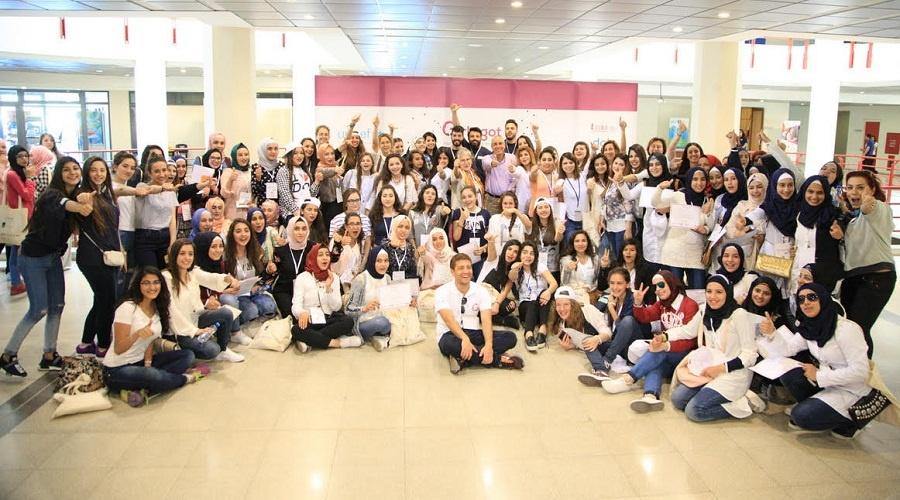Girls Got IT استضافت أكثر من 400 طالبة في طرابلس اللبنانية