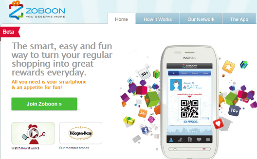 Zoboon App Rewards Brand Loyalty Across Cairo