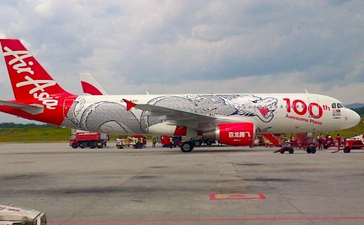 A Lesson in Leadership: Fadi Ghandour's Visit with Tony Fernandes of Air Asia
