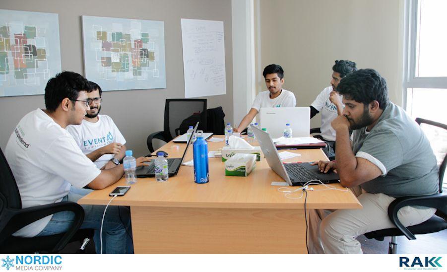 54 hours challenge to build 8 startups in Ras Al Khaimah