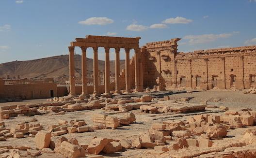 اللجوء إلى التكنولوجيا لإنقاذ المواقع الأثرية