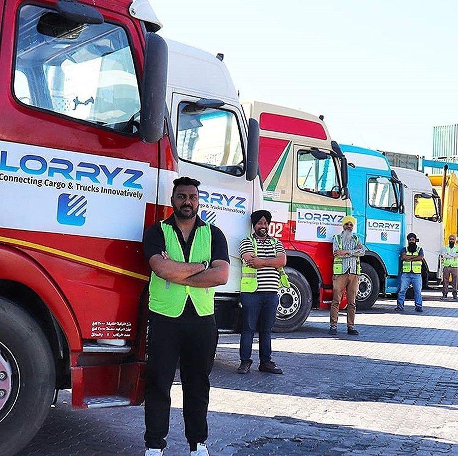 Lorryz raises $1.4 million in seed funding