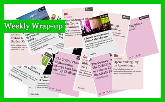 Weekly Wrap-Up: November 04-08
