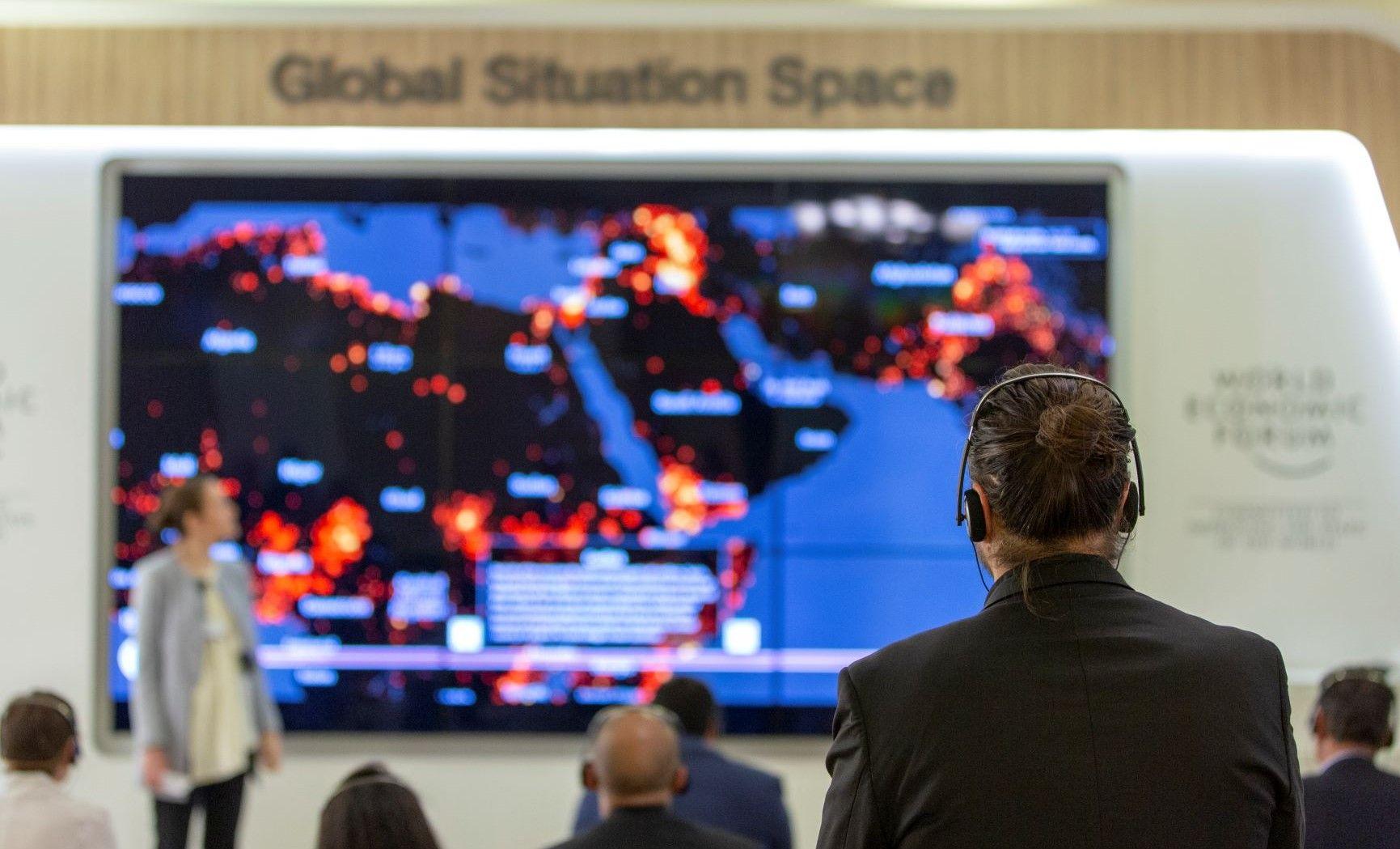 الشرق الأوسط يسير بخطى بطيئة نحو الثورة الصناعية الرابعة