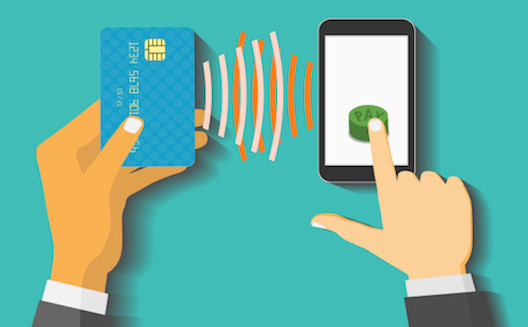 Google, Apple and Samsung, pitching the mobile wallet