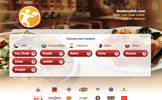 Foodonclick enters Saudi and Lebanon. Can they replicate their success in Turkey and UAE?