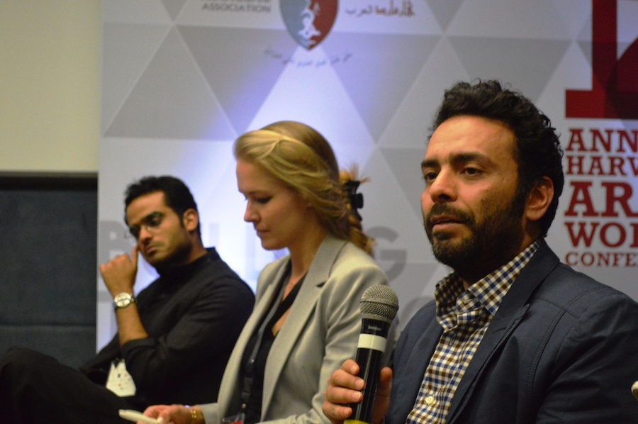 Harvard event highlights startups and civics