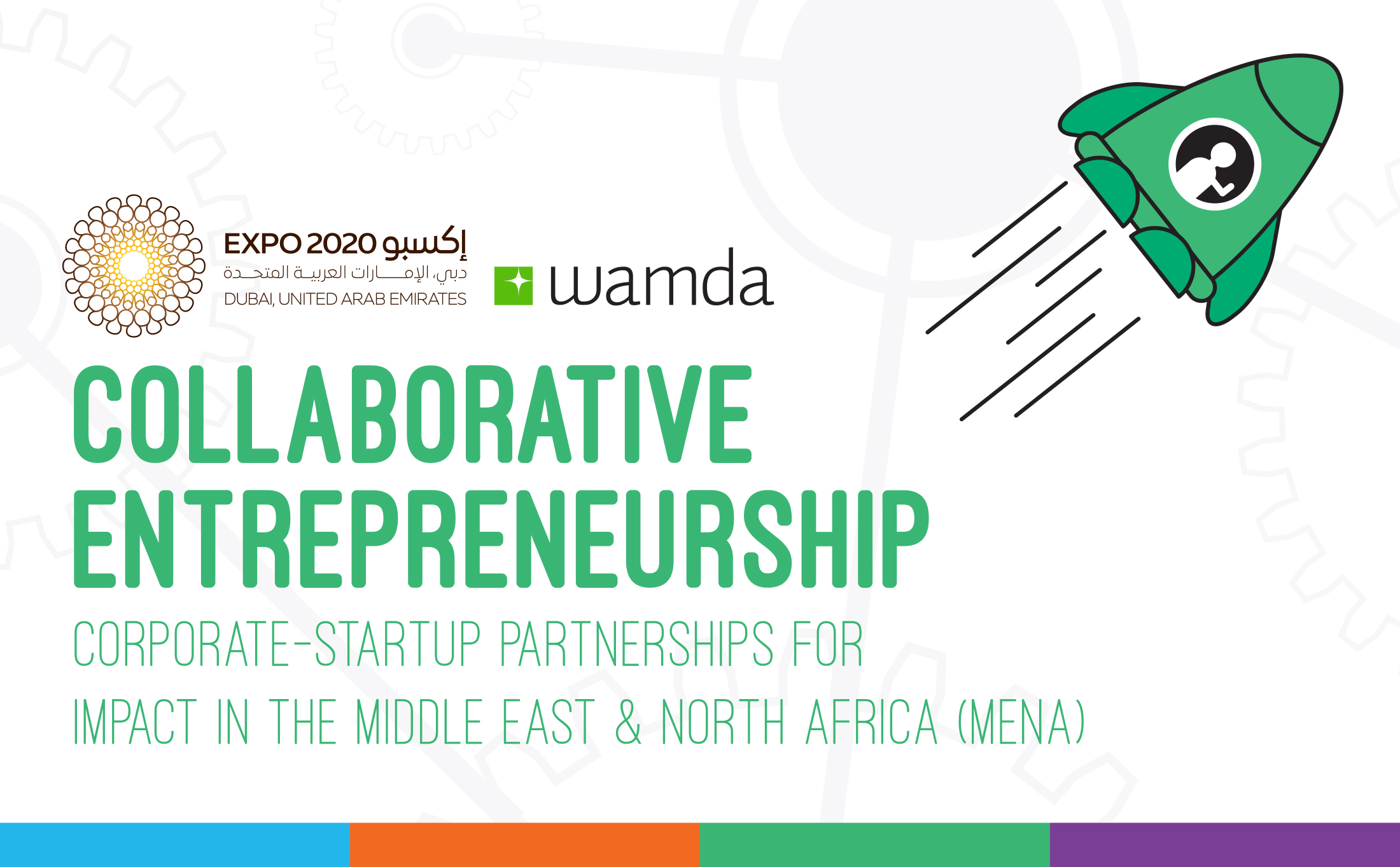 Wamda and Expo 2020 Dubai launch their first report on Collaborative Entrepreneurship [Infographic]