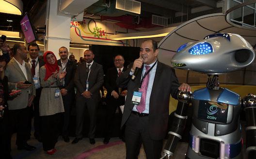 Zain Jordan launches hi-tech incubator