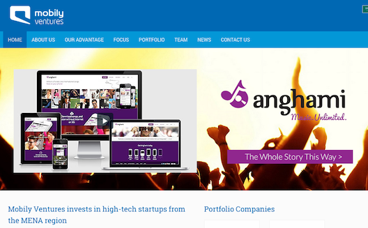 Newly launched Mobily Ventures invests in Anghami, Easy Taxi