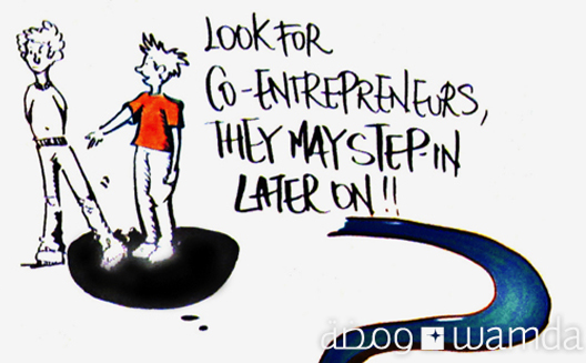 Look for Co-Entrepreneurs that Will Complement Your Skillset [Pic of the Week]