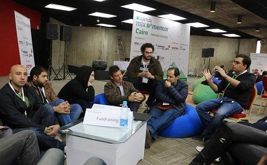 رواد أعمال مصر يناقشون تحدياتهم خلال 'ميكس أن منتور' القاهرة