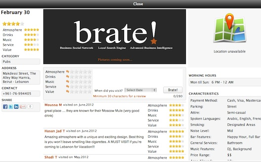 How Brate Hopes to Revolutionize Product Rating in Lebanon