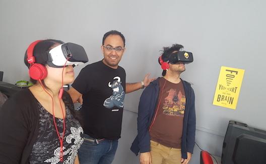 وليد سلطان ميداني: هذا ما أعرفه عن الواقع الافتراضي