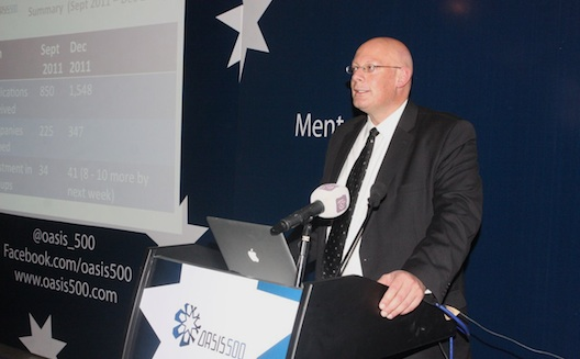 Oasis500's Angel Network Event: A Model for Angel Investment in MENA?