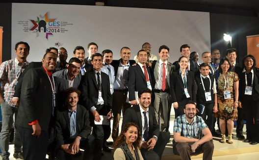 Africa scores a big win at GIST Tech-I competition 2014