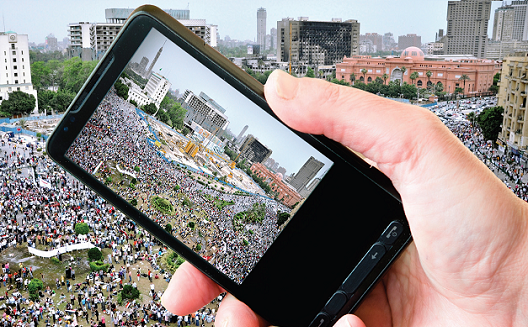 Digital Spring: MENA Governments Must Speak the Language of Social Media [REPORT]