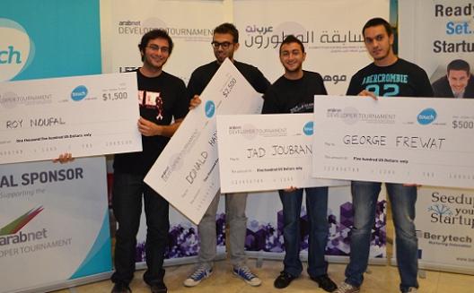 Developers Face Off in Beirut Coding Battle