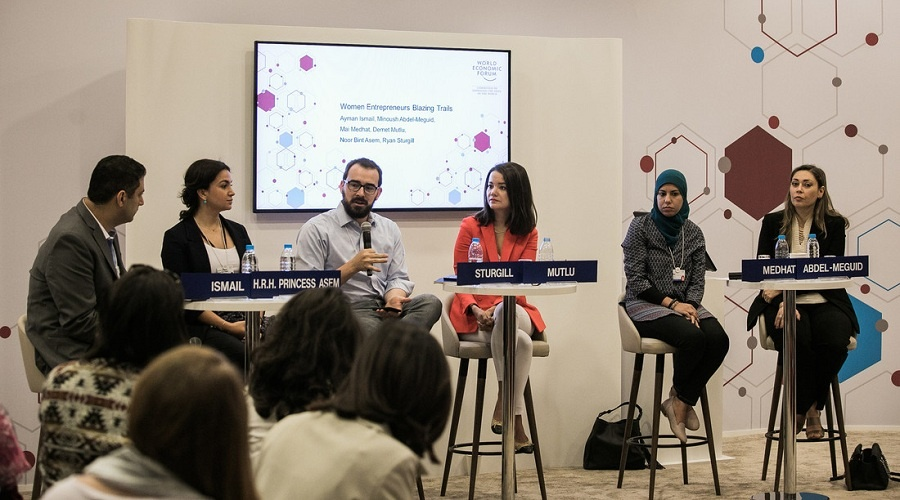 Jordan's WEF accentuates SMEs as key economic drivers in the Middle East