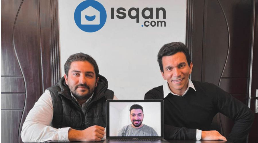 Isqan.com raises six-figure seed round