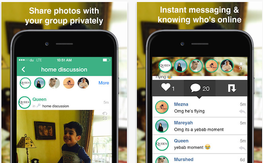 Can Yebab use photo messaging to take on Instagram?