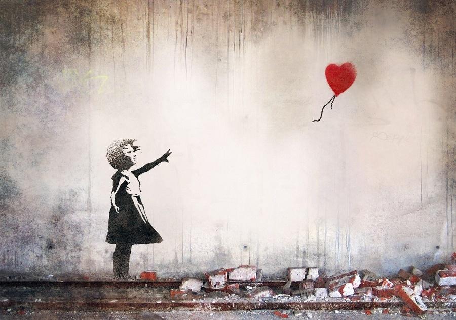 In business, avoid falling in love